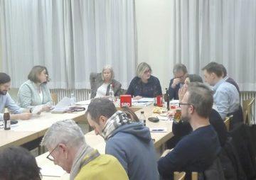 Jahreshauptversammlung des Ortsvereins